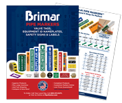 Brimar Pipe Marker Catalog